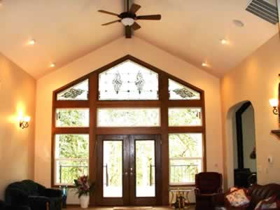 Sayler Custom Home Construction Interior